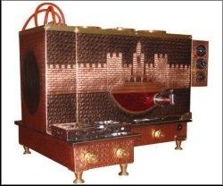 L Tipi Bakır Çay Kazanı - Diyarbakır Kalesi, karpuz
