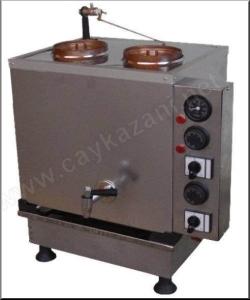 Büro Tipi Elektrikli Çay Kazanı: Paslanmaz Krom