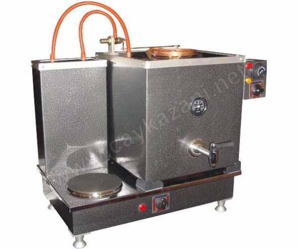 Tekli Statik Elektrikli Çay Kazanı